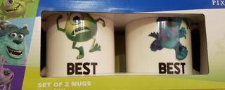Tazas / mugs Monstruos, s.a, Nuevo