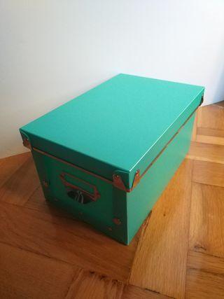 Caja almacenaje