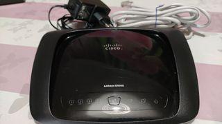 Router WiFi Cisco Linksys E1000