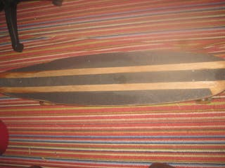 Patinete logboards 114 cm surf tabla maderaskate