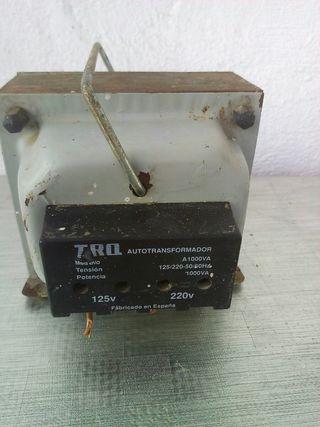 autotransformador 1000W