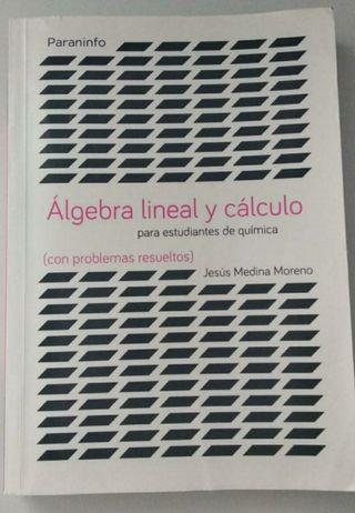 Libro Álgebra Lineal y cálculo