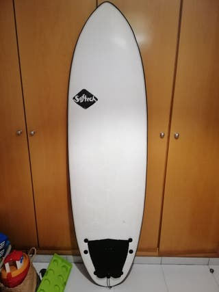 Tabla surf softech brainchild 6,3