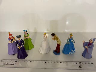 Mini figuras Cenicienta Disney