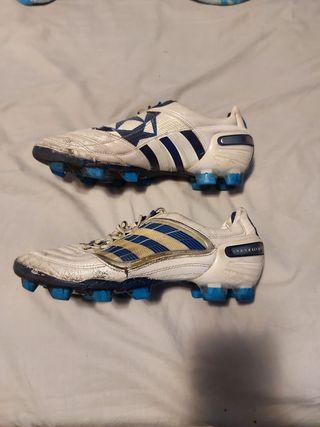 Botas Futbol Adidas Predator X Talla 44