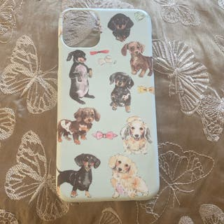 Dog snap iPhone 11 Pro Max case