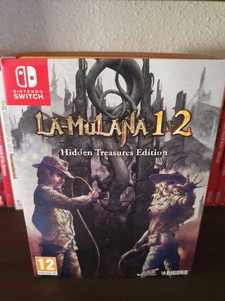La Mulana 1 & 2 Hidden Treasures Edition