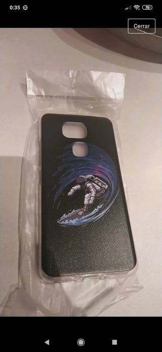 Funda movil BQ