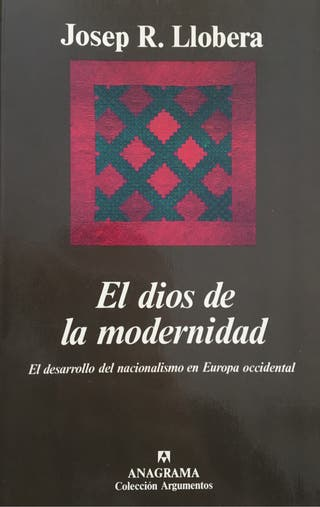 Libro de Historia: El dios de la modernidad