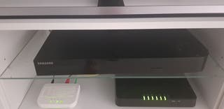 Bluray Samsung grabador