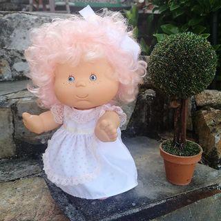 Muñeca Polilla de Famosa años 80