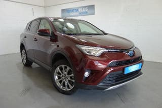 TOYOTA RAV4 2.5 VVT-I 197 HP HYBRID EXECUTIVE