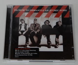 CD&DVD U2_How to dismantle an atomic bomb