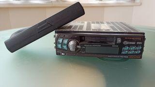 Radio cassette coche Alpine