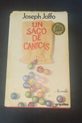 Libro 1973. UN SACO DE CANICAS