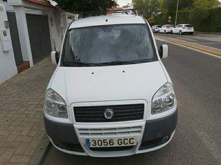 Fiat Doblo 2009 95000 km