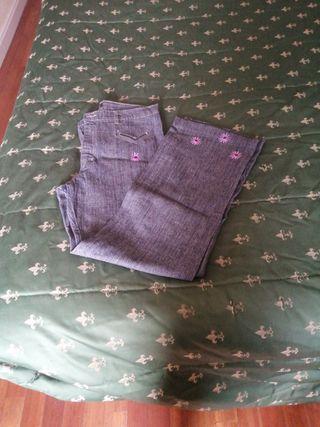 pantalón d diseño.