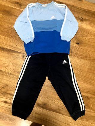 Chandal Adidas bebé 2 años