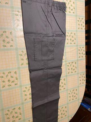 Pantalón de trabajo de mujer talla 52