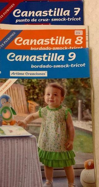 Revista de labores Canastilla