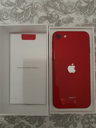 IPhone se 2020 edition 256gb product red