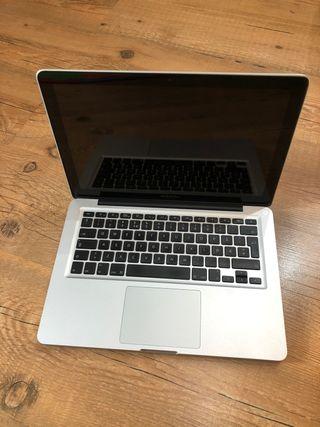 """Apple macbook pro 13""""mediados 2010 imepcable"""