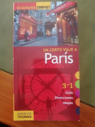 Un corto viaje a París.