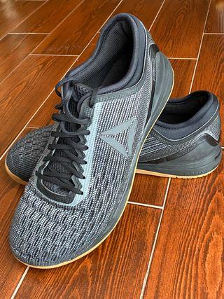 Zapatillas crossfit Reebok nano8 black alloy gum