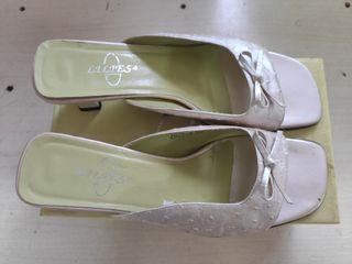 zapato fiesta mujer