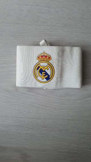 brazalete capitán Real Madrid nuevo