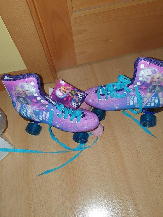 Patines de bota