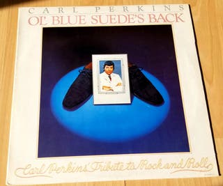 Carl Perkins - Ol' Blue Suedes' Back