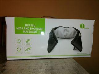 Masajeador shiatsu para cervicales