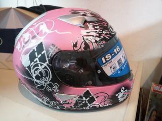 Vendo casco HJC NUEVO, no llegué a comprar moto