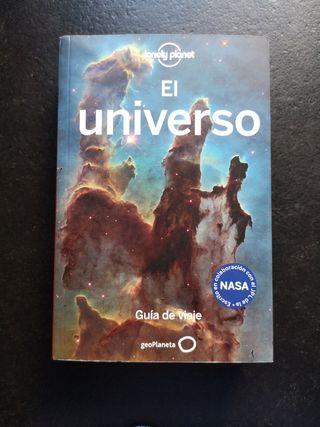 """Libro """"El universo. Guía de viaje"""" (geoPlaneta)"""