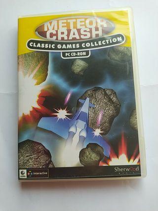 meteor Crash. juego PC