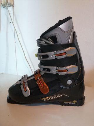 Botas Ski Salomon Performance NUEVAS Nº46