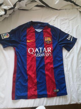Camiseta oficial del Fc Barcelona 2016