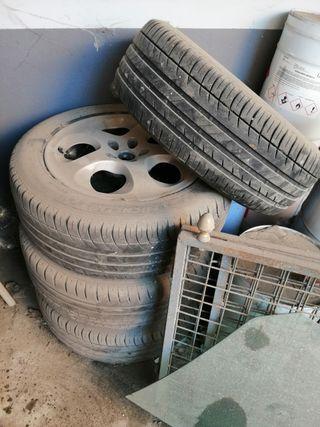 ruedas de coche