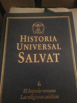 Historia Universal Salvat