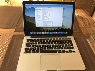 MacBook Pro retina como nuevo