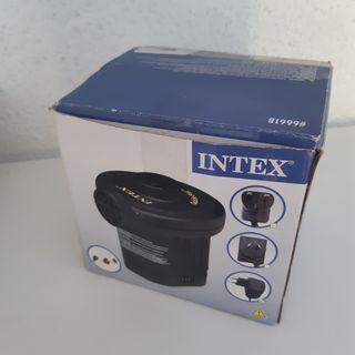Intex inflador eléctrico