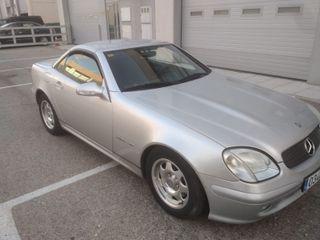 Mercedes-Benz SLK 2004