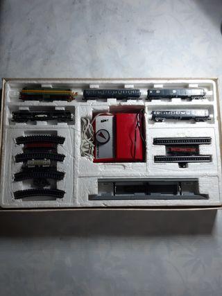 tren ibertren 132 escala 3N