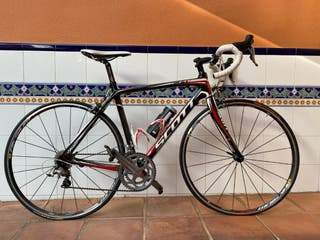 Bicicleta SCOTT CR1 TEAM CARBONO
