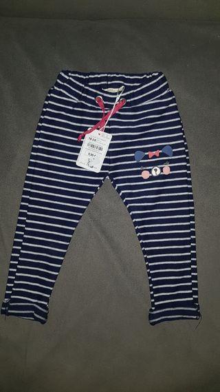 pantalon chandal bebe