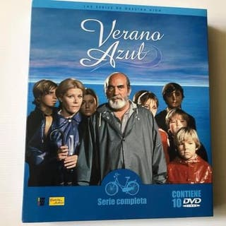 DVD Serie completa Verano Azul