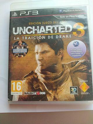 Uncharted 3. la traición de Drake