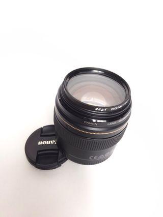 Objetivo Canon EF 100mm f/2,8 Macro USM