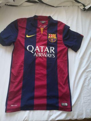 Camiseta Oficial del Fc Barcelona 2014/15